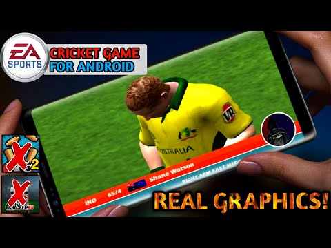 🔥Omg! Download Real Graphics Ea Sports Cricket Game For Android✌Ea Sports 2000 Android
