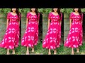 Latest Long Maxi Dress Designs | Maxi Dress Indian Style | Long Frock Kurti Design | Vacation Outfit