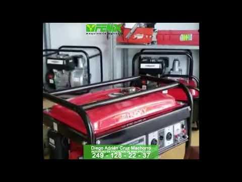 Como Encender Un Generador De Luz thumbnail