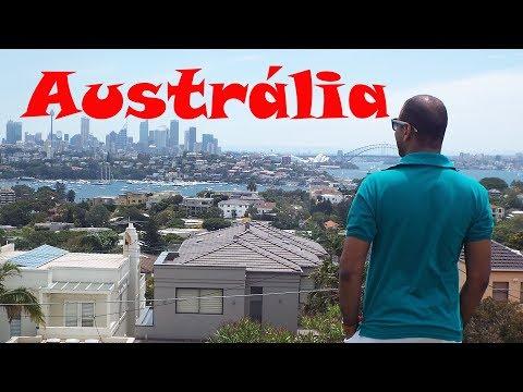 Sidney (Sydney - Austrália) Travel from Piquete - SP (Brasil)
