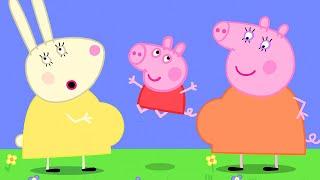 Peppa Pig Official Channel  Mummy Rabbit&#39s Bump - New Babies!
