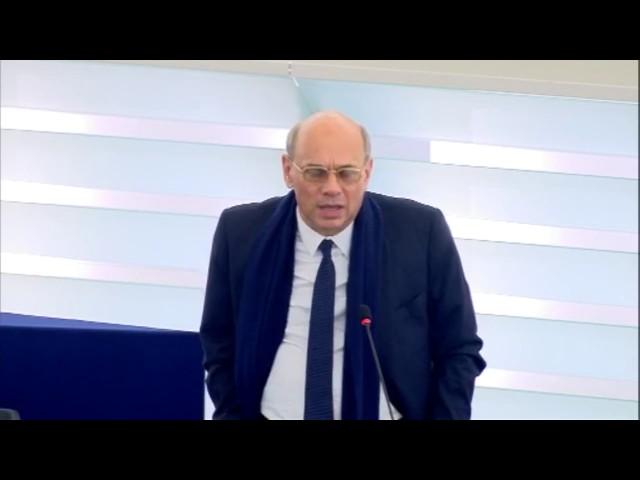 Jean-Luc Schaffhauser sur la malnutrition aiguë et menace de famine au Nigeria