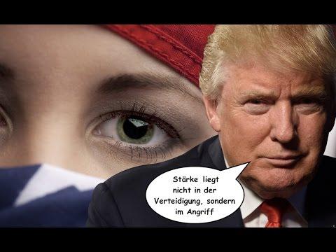 SHAMEFUL: Donald Trump Literally Considering Fascist Muslim Registry
