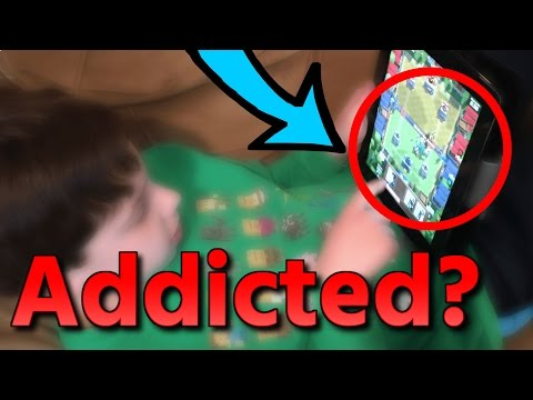 10 SIGNS You're ADDICTED to Clash Royale