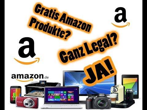 Gratis Amazon Produkte / Free Gift Codes / Amazon Rabatt!! Keine Handynummer Kein Survey!!