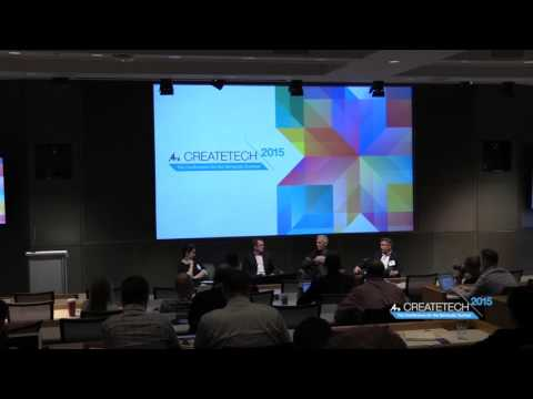 4A's CreateTech 2015 -  Rudina Seseri Advanced Technologies