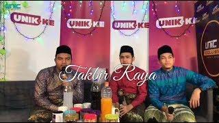 Cover images Takbir Raya - UNIC