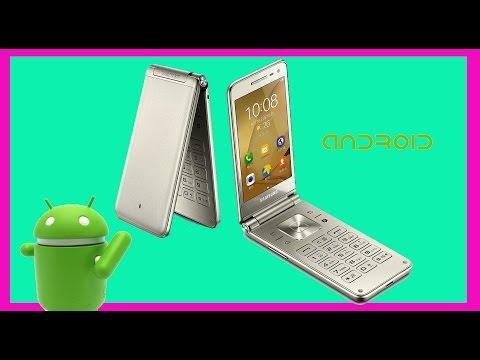 обзор смартфона раскладушки samsung galaxy folder 2. раскладушка на android.