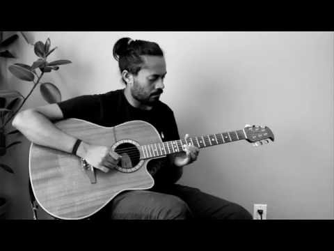 Tycho -- Awake Guitar Looping Cover