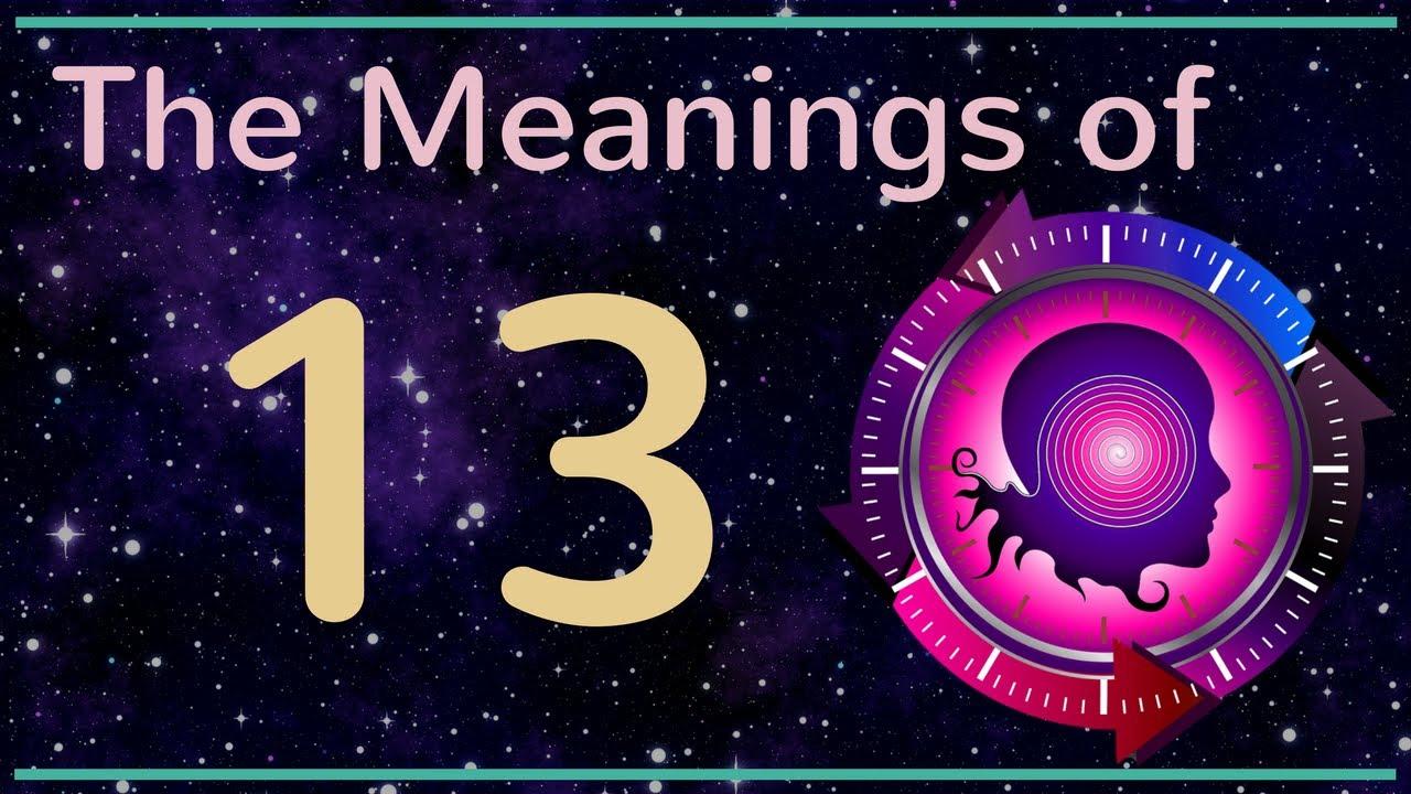 birthday 13 numerology