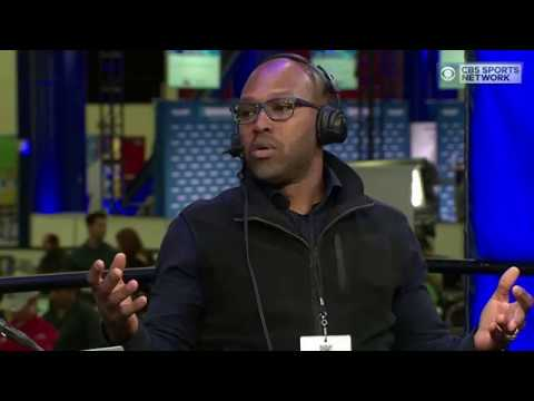 Gottlieb: Torry Holt talks Chris Hogan and hand injury
