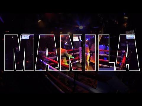 Metro Manila Philippines City of Entertainment [Go Pro Hero 4 HD 1080p]