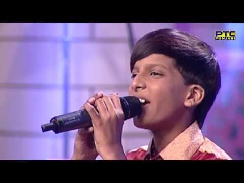 KAIF Singing SONA HOJA MEIN SAARI DI SAARI SAJNA   Voice Of Punjab Chhota Champ 3   PTC Punjabi