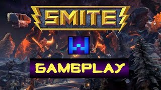 Smite Conquest Game four: They love my lane! Thumbnail