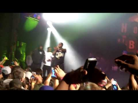 Meek Mill - A1 Everything @ House Of Blues Hollywood