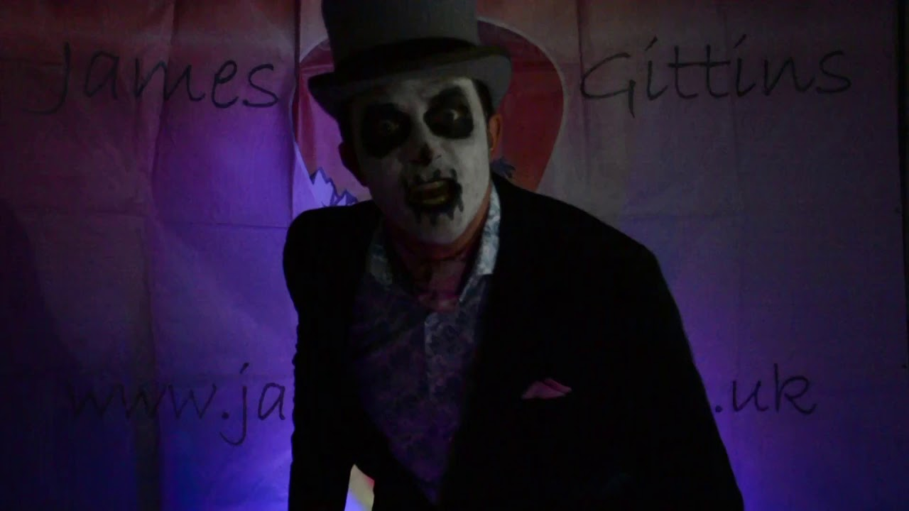 Halloween pre release music video by James Gittins!