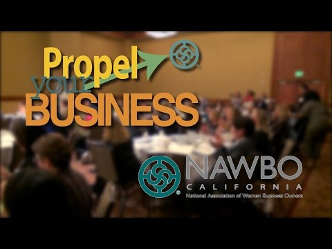 NAWBO, California - Propel Conference  2016