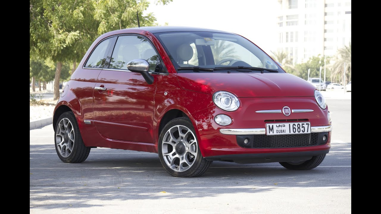 2015 fiat 500 lounge autoreview dubai episode 43 eng youtube. Black Bedroom Furniture Sets. Home Design Ideas
