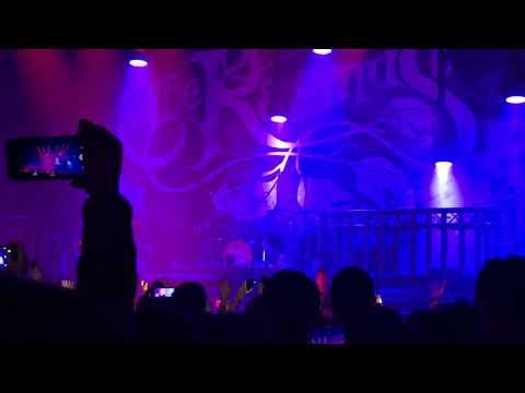 The Rasmus - Paradise (Moscow, 03.03.18)