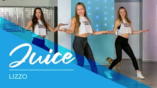 Lizzo - Juice - Fitness Dance Video - Choreography - Baile - Coreografia