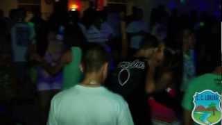 Baile Hawai Clube Comercial de Lorena 2012