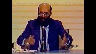 Dr. Enéas - Entrevista Coletiva na Band - 1994