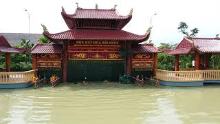 Việt Nam Traditional Water Puppet Show ( Global Vision Travel - 0974 111 589)