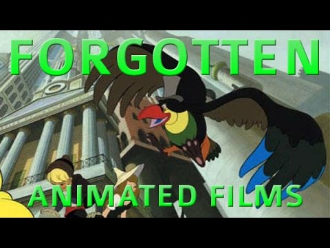 10 Animated films the world has forgotten