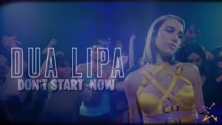 Dua Lipa - Don't Start Now ( KARAOKE with BACKING VOCALS)