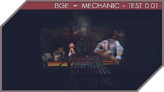 [BGE] Mechanic (Test 0.01)(ABOUT Adventure game [...] DEVELOPERS Katherine Novakovskaya, Igor Tverdokhleb USED PROGRAM Blender, Gimp THE DATE OF THE BEGINNING ..., 2016-08-15T19:05:39.000Z)