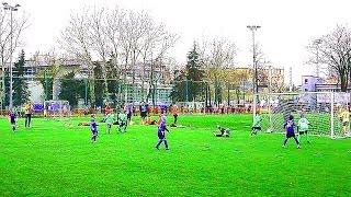 """Futbol 6 мая: """"Младшие играют по 2009 г/р - Международный футбольный турнир"""" (1-ый ТАЙМ)"""