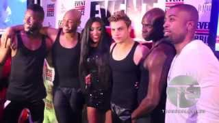 Porsha Williams Poses on Red Carpet for NYC Performance at El Morocco