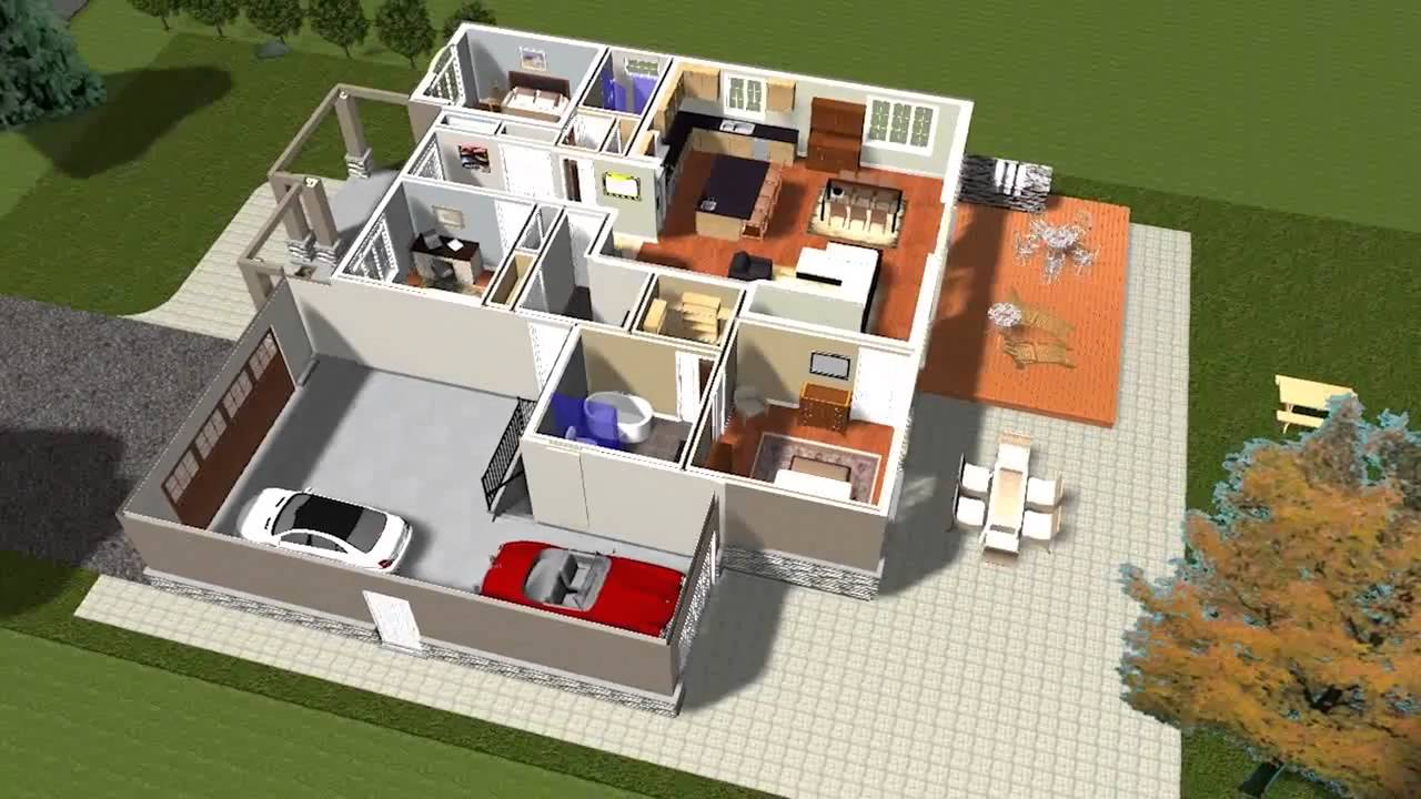 Gatta Homes Interactive 3D Home Design - YouTube