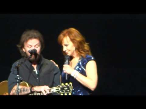 Reba With Brooks & Dunn Live In Vegas