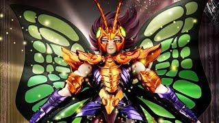 Myu de Papillon Saint Seiya Myth Cloth Review
