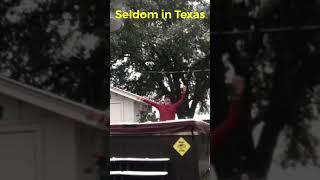 Seldom in Texas
