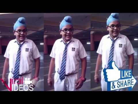 Punjabi Boy Hidden Talent With An Amazing Voice