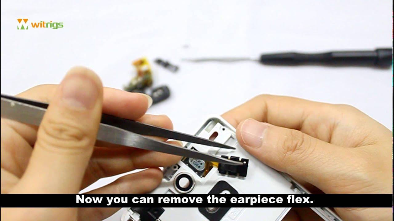 Sony Xplod Not Working 1999 Holden Rodeo Radio Wiring Diagram Xperia Zr Earpiece Teardown Youtube