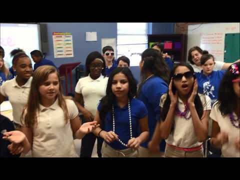 Kidd Kraddick Classroom Musical 2015 - School Lets Out -Riser Middle School