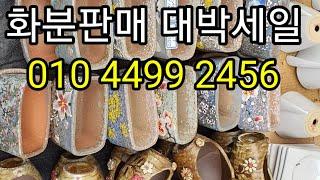 화분판매 대박세일010 4499 2456  5만미만 택…