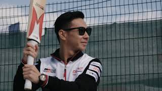 2019 WEC Silverstone Friday - Mike teaches cricket