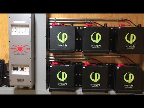 Lithium Iron Battery Off Grid