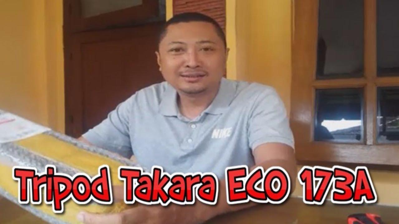 Tripod Takara Eco 173a Youtube