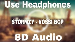 Stormzy - Vossi Bop (Bass boosted & 8d audio)