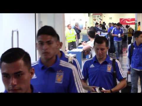Tigres viajó a Dallas, Texas para jugar amistoso con Toluca