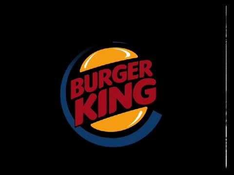 burger king logo youtube. Black Bedroom Furniture Sets. Home Design Ideas