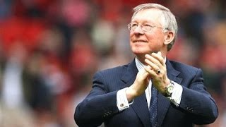 Red Is The Man - Sir Alex Ferguson (The World Red Army Ft. Fabrian Goroncy)