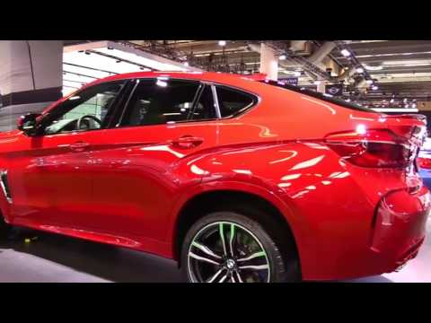 2018 BMW X6 M Design Limited Special First Impression Lookaround Review