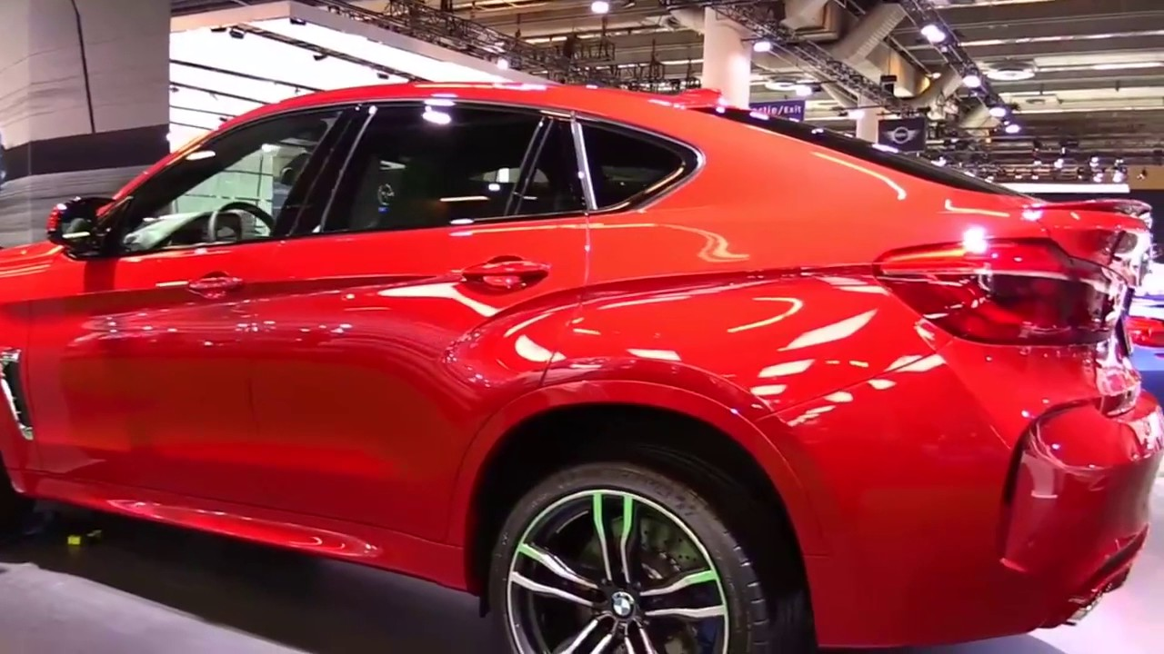 2018 Bmw X6 M Design Limited Special First Impression Lookaround
