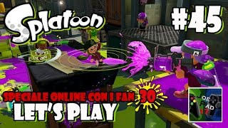 SPLATOON CON I FAN (ITA)#45 - VITA DA CAMPER! (HD)